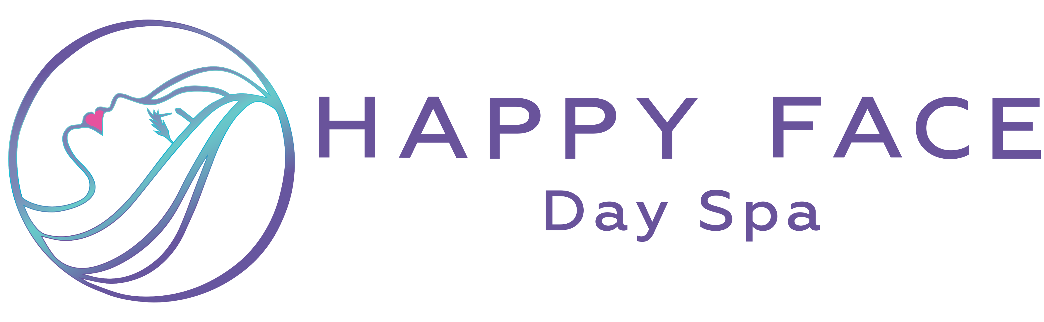 Happy Face Day Spa Logo